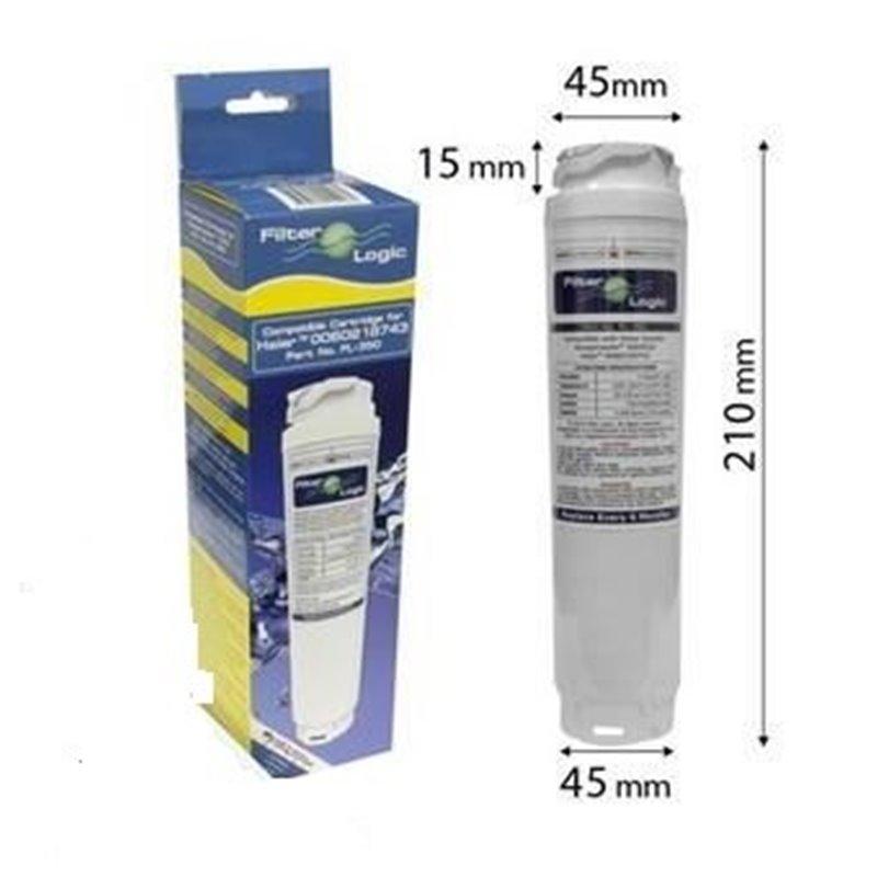 Ampoule Refrigerateur, Tclick T25 - 15W -220V 66mm x 23mm LRT139