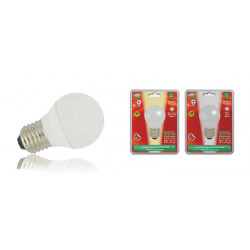 Ampoule LED E27 - Bulb - 4W - 6000K