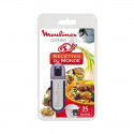 Clé USB recettes du monde Cookeo XA600111