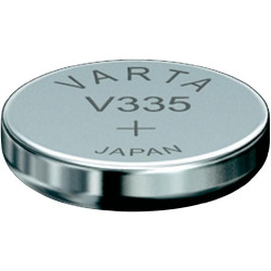 VARTA Pile bouton Oxyde d'argent 1.55 V 5 mAh