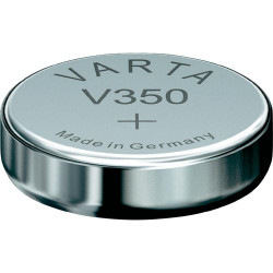 VARTA Pile bouton Oxyde d'argent 1.55 V 100 mAh