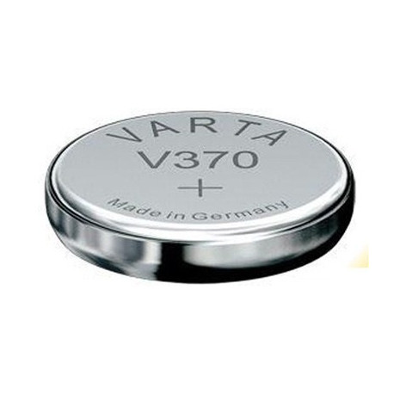 370101111 pile oxyde argent, V370 (SR69),1,55 volt
