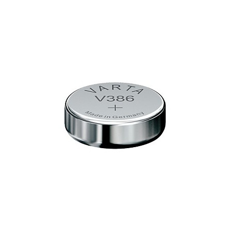 386101111 pile oxyde argent pour montres, V386 SR43
