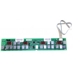 Carte de commande pour plaque induction Sauter 70x1570