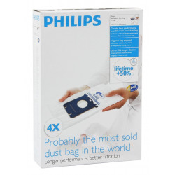 Sac Aspirateur type Sydney S-BAG Philips FC8021