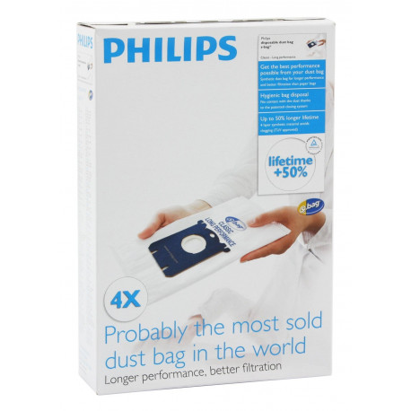 Sac Aspirateur type Sydney S-BAG Philips FC8021