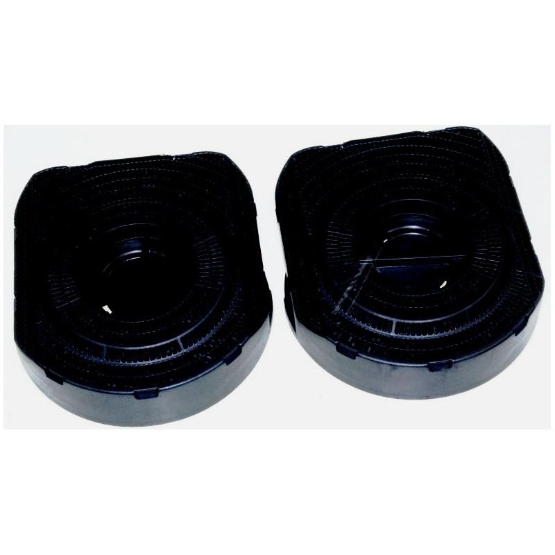 filtre de hotte charbon actif de dietrich as6020583 a. Black Bedroom Furniture Sets. Home Design Ideas