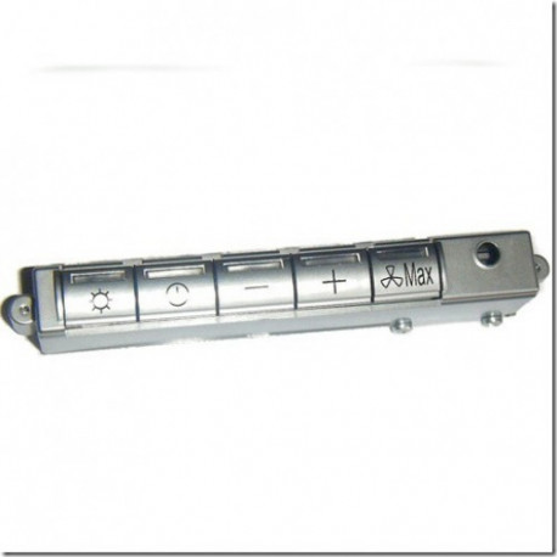 CLAVIER COMPLET COMMANDE HOTTE ROBLIN 133.0071.130