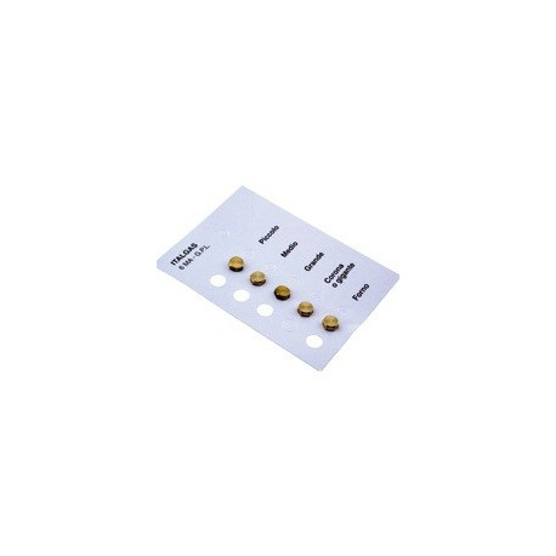 jeu 5 injecteurs gaz butane/propane 7 MB