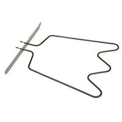 Interrupteur double rouge 6 bornes Brandt