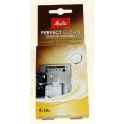 Nettoyants tablette machine a cafe 1,8g Melitta - 6545529