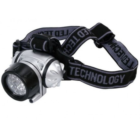 Lampe frontale a 3 LEDS + Krypton