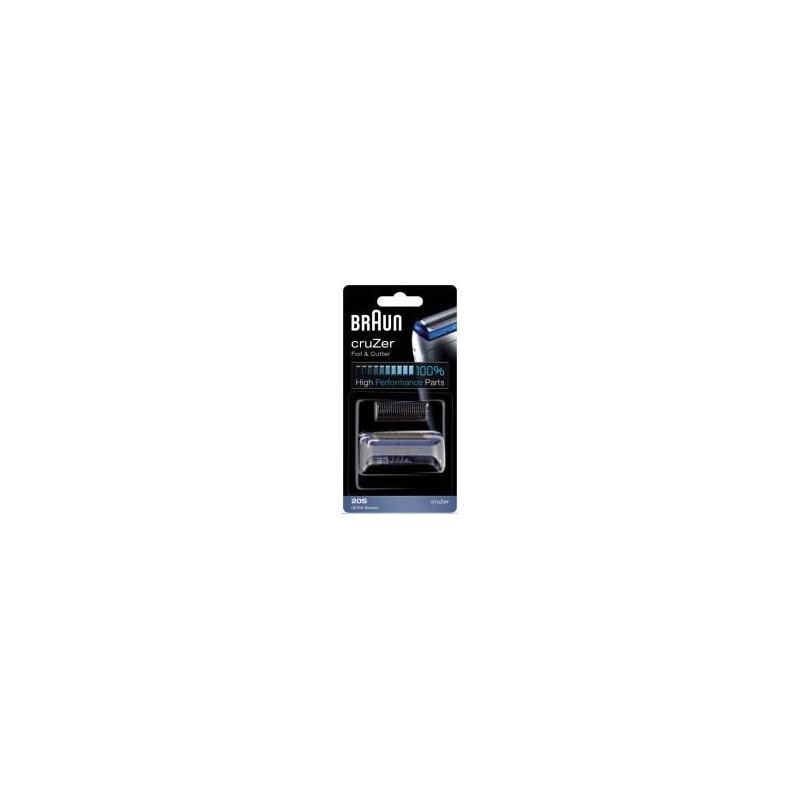 5733762 grille et couteau pour rasoir braun 2000 series. Black Bedroom Furniture Sets. Home Design Ideas