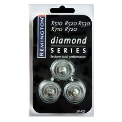 Lot de 3 têtes de rasoir Remington SP-RD