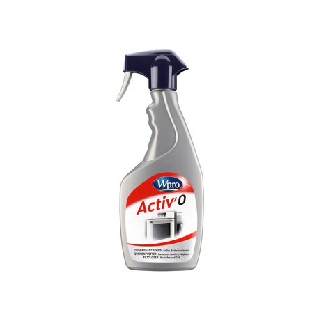 Nettoyant four, hotte, barbecue – spray 500ML – Wpro - 484000000764