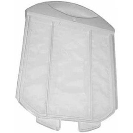Joint téflon de bouchon de sécurité de cuve pour aspirateur vapeur - Polti - universel