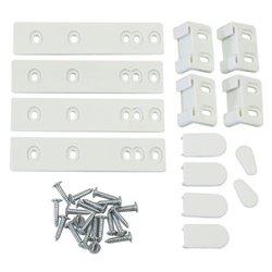 Kit de joints pour tuyaux rallonges pour aspirateurs vapeur - Polti -POSLDB1254