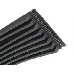 Courroie pour lave-linge / sèche-linge 1287 H7 ou H8 MAEL – Electrolux - 1240210508