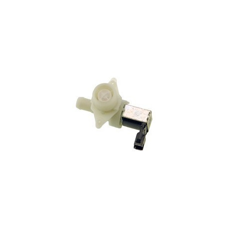 Electrovanne 1 voie 90° pour lave-linge – Whirlpool - 481227128375