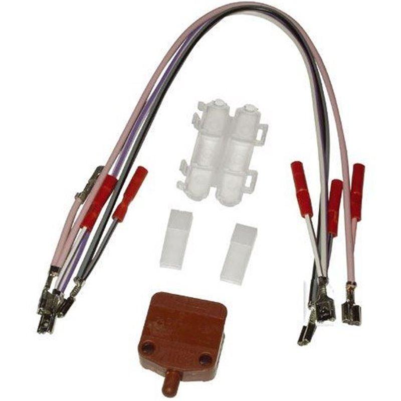 Poignée de porte complète pour lave-linge – Ariston – Indésit – C00050182