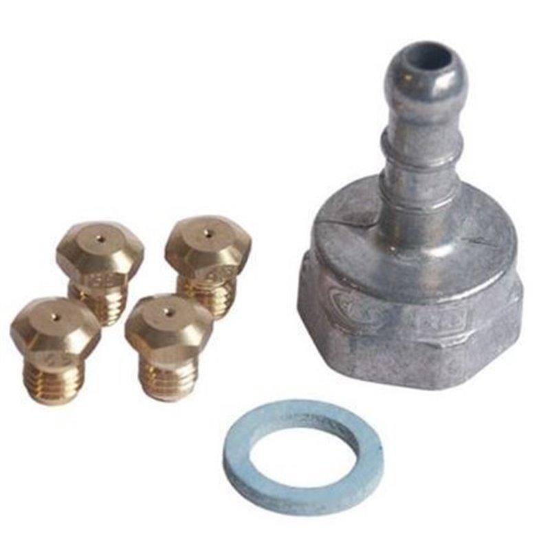 Sécurité de porte pour lave-linge 3 contacts – Bosch – Siemens - 154077