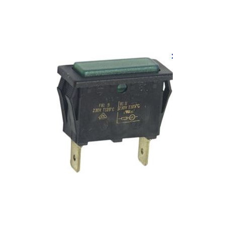 Voyant vert 2 contacts – Electrolux - 50052106007