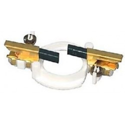 Charbons moteur (x2) + support pour lave-linge – Bosch - 054870