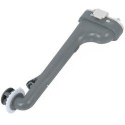 Charnière inférieure pour porte de réfrigérateur BRANDT AS0022638