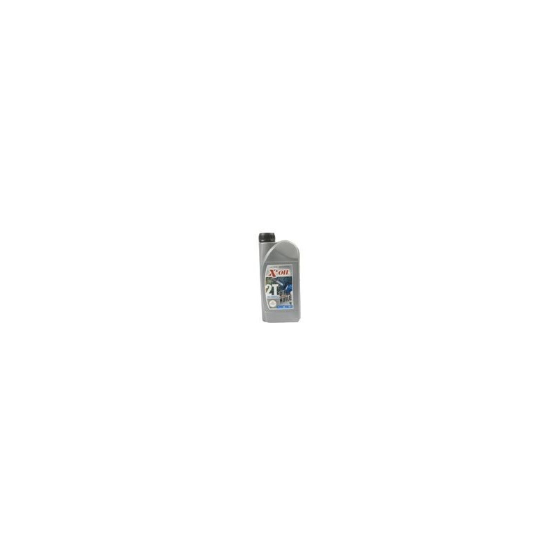 Huile xoil 2 temps 100 synth se 1 litre f1885 - Huile 2 temps 100 synthese ...