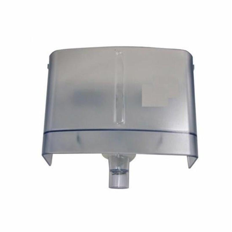 Douille blanche gauche de fermeture réfrigérateur – Indésit Ariston – C00115404