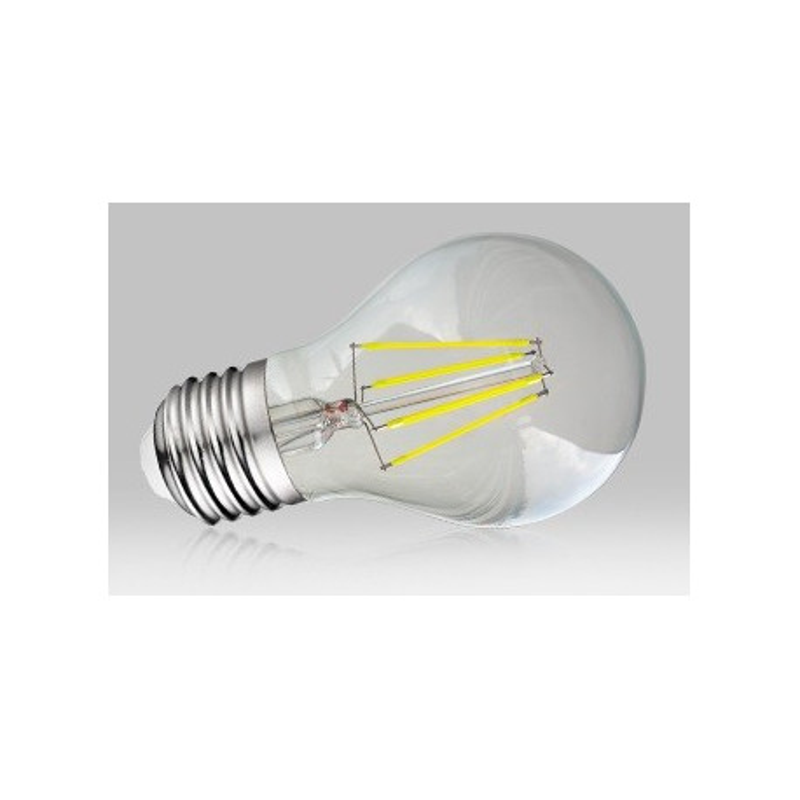 Ampoule LED COB BULB E27 6W 2700K claire
