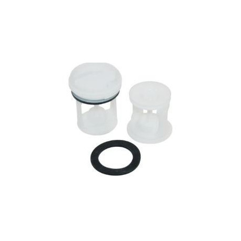 Bouchon de pompe de vidange pour lave-linge – Ariston Indésit C00141034