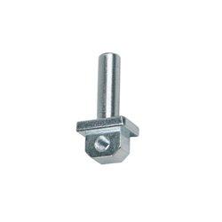 Ampoule torsadée claire LED COB E14 4W 2700K