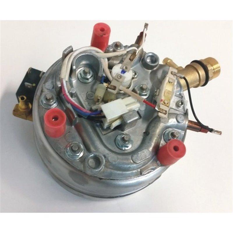 Projecteur extérieur LED 30W - 3000K + détecteur
