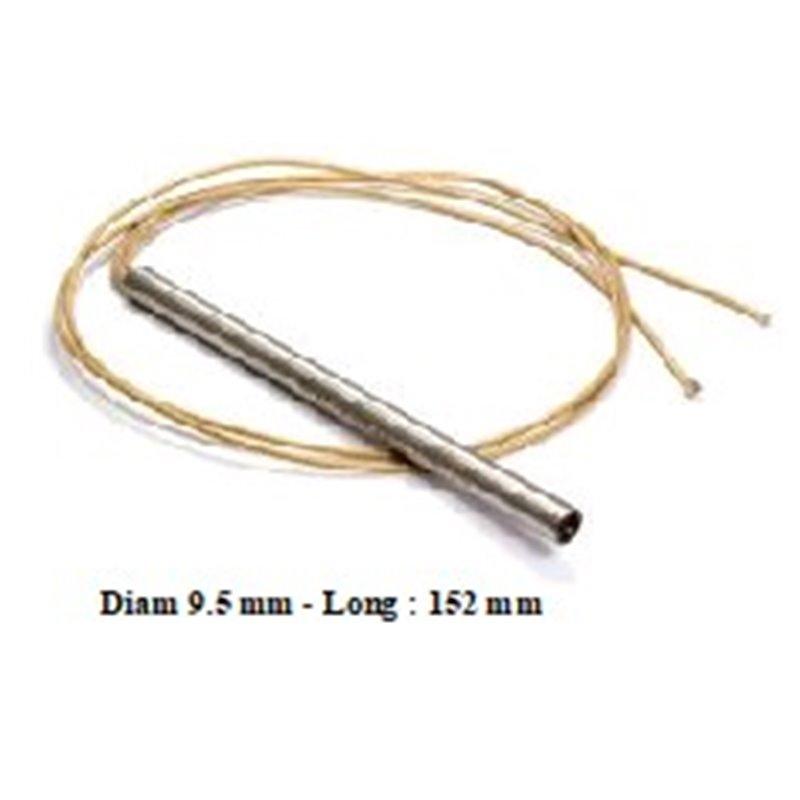 Bouton de cuisinière (diam 8mm) – Indésit Ariston C00287314