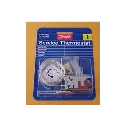 Thermostat 077B7001 Danfoss N°1 pour réfrigérateur- Brandt AS0003927
