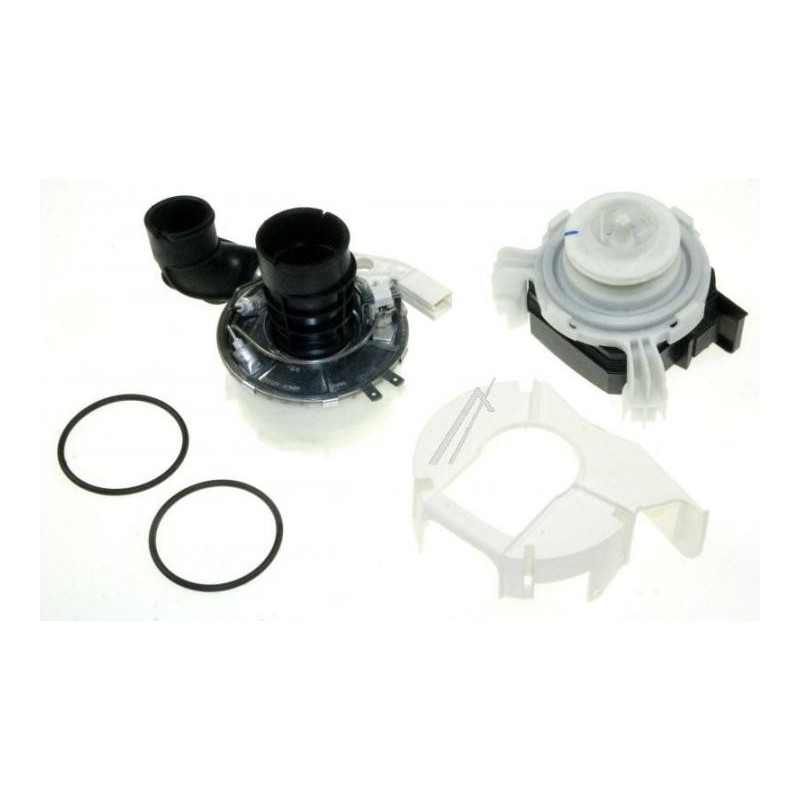 Pompe de cyclage chauffante pour lave vaisselle electrolux 4055310058 - Nettoyer pompe lave vaisselle ...
