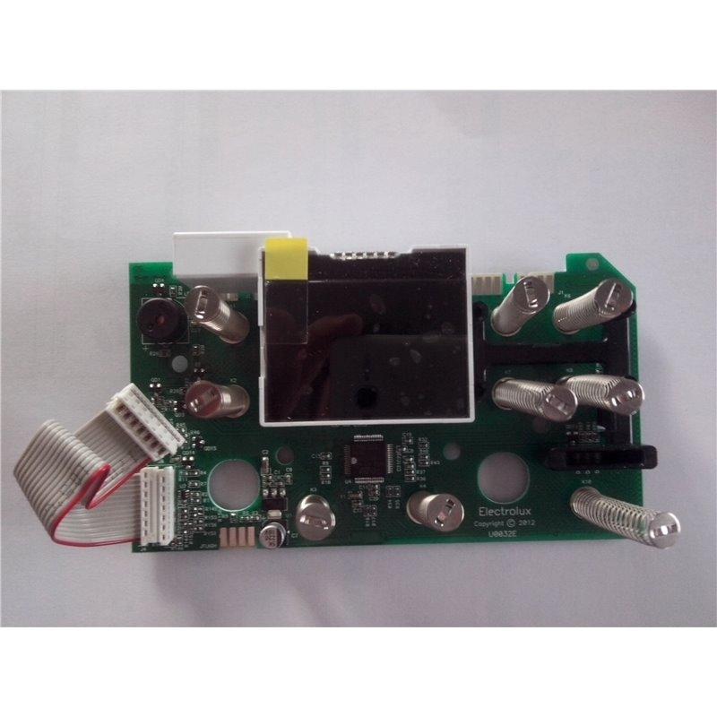 Réglette arrière de clayette en verre pour réfrigérateur – Ariston Indésit C00114616