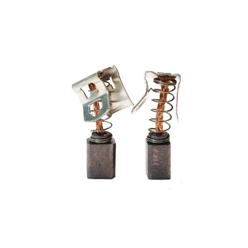 Jeu de charbon moteur Bosch Electroportatif - 2607034904