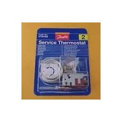Thermostat Danfoss N°2 - 077B7002 réfrigérateur