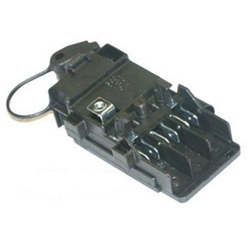 Roulette support glissière panier supérieur lave-vaisselle – Brandt 31X1273