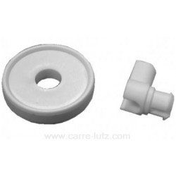 Roulette de panier inférieur – Whirlpool 481952878105