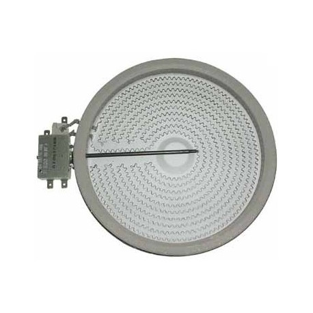Plaque hilight 180mm 1800W – Candy Hoover 41014510